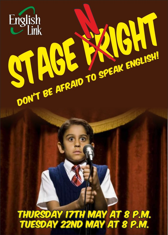 STAGE FRIGHT NIGHT!