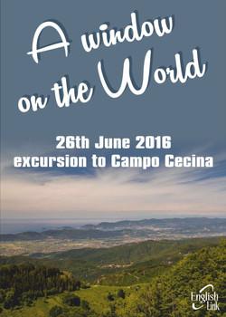 Excursion to Campo Cecina