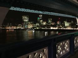 Skyline from the Tower Bridge