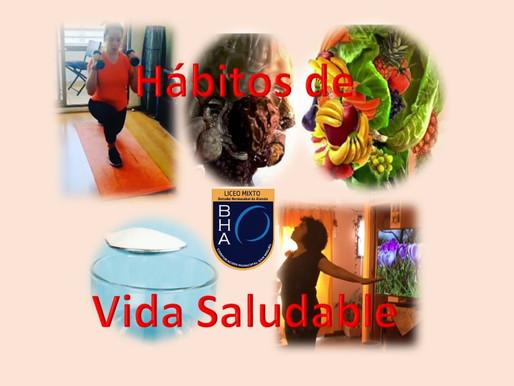 Cápsulas Hábitos de Vida Saludable