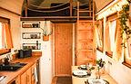 Tiny House Flamenco Intérieur