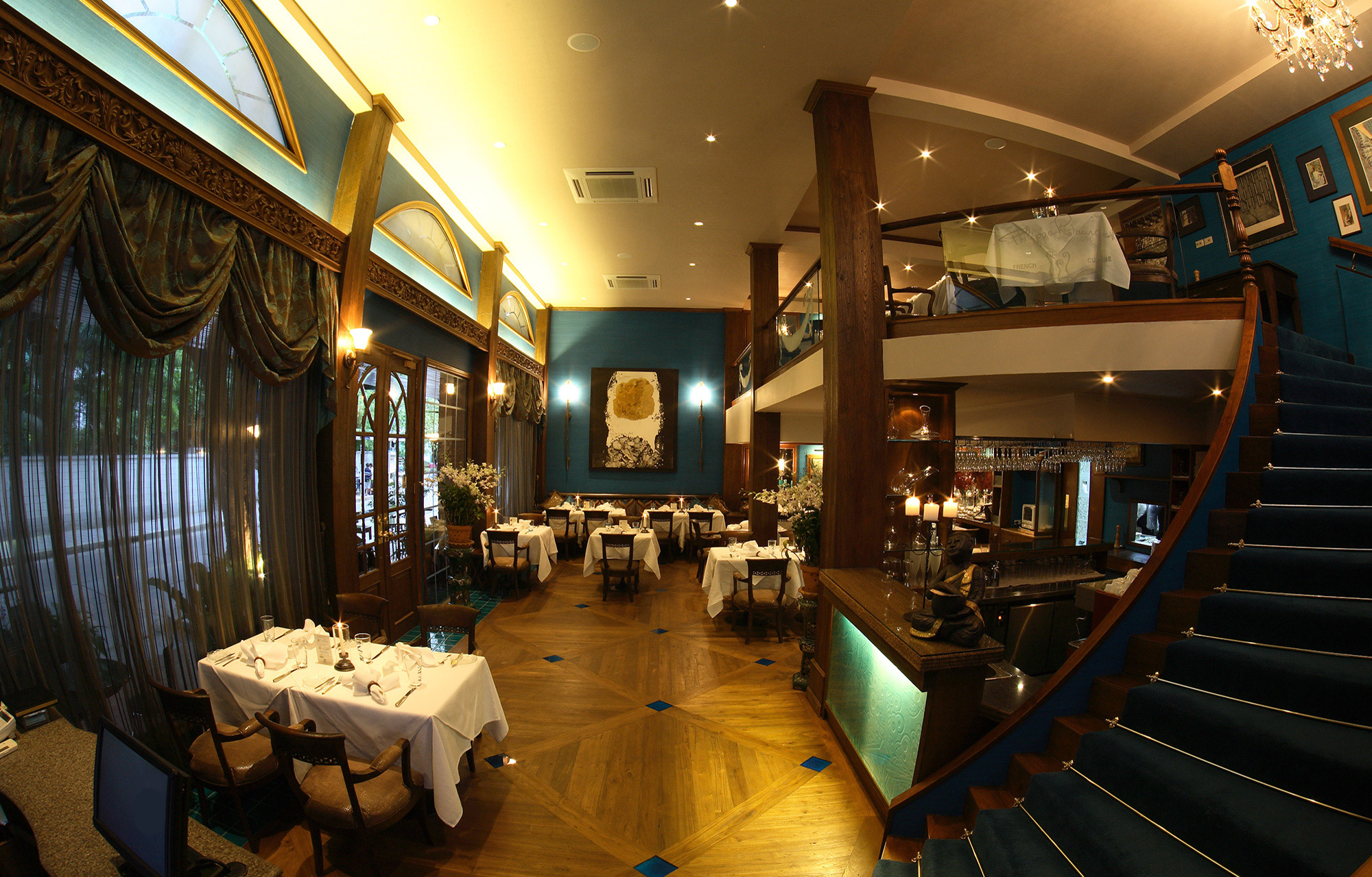 Welcome To Philippe Restaurant Finest French Restaurant In