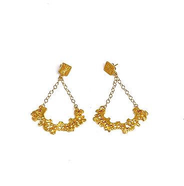 Icelandic Lace Earrings