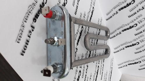 Нагревательный элемент (ТЭН) стиральной машины 1900 Вт 175мм