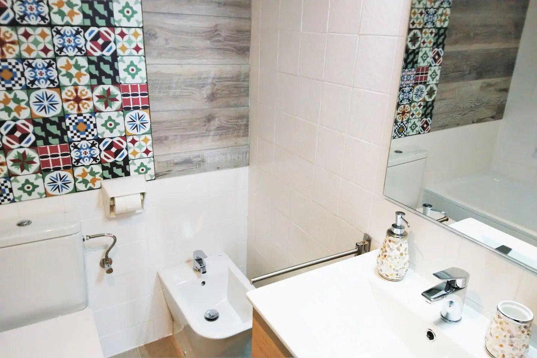 Bathroom I WC, bidet, bath-tube   showe,