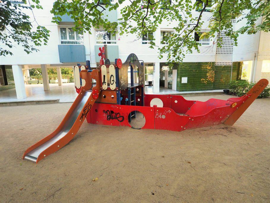 children´s playground