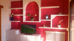 living room, Flat-TV 40``, Wifi for free