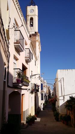 historical quarter of Montgat