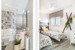 bathroom I / Bedroom II