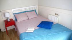Bedroom III: 1 double bed