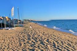 Beach of Montgat
