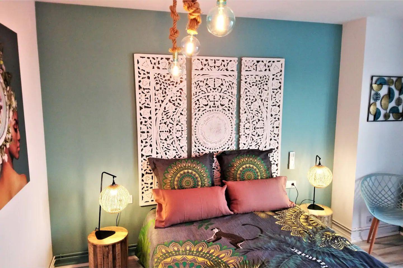 Bedroom I   1 Queen-size double bed