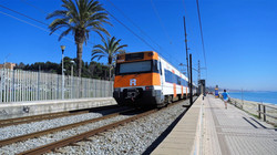 """Train station of """"OCATA"""" within a 5-minutes-walk"""