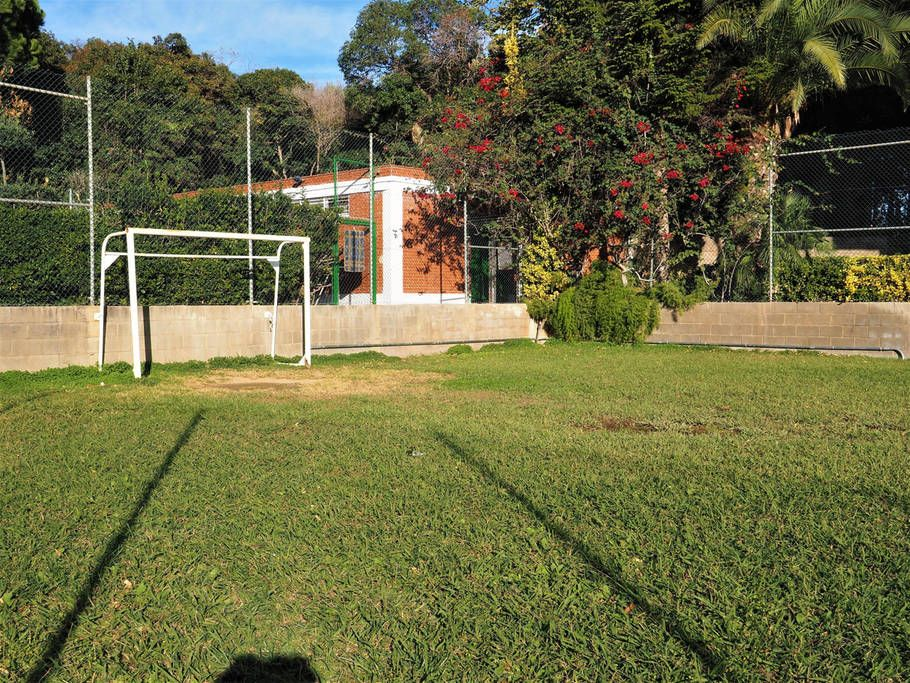 Football field for children
