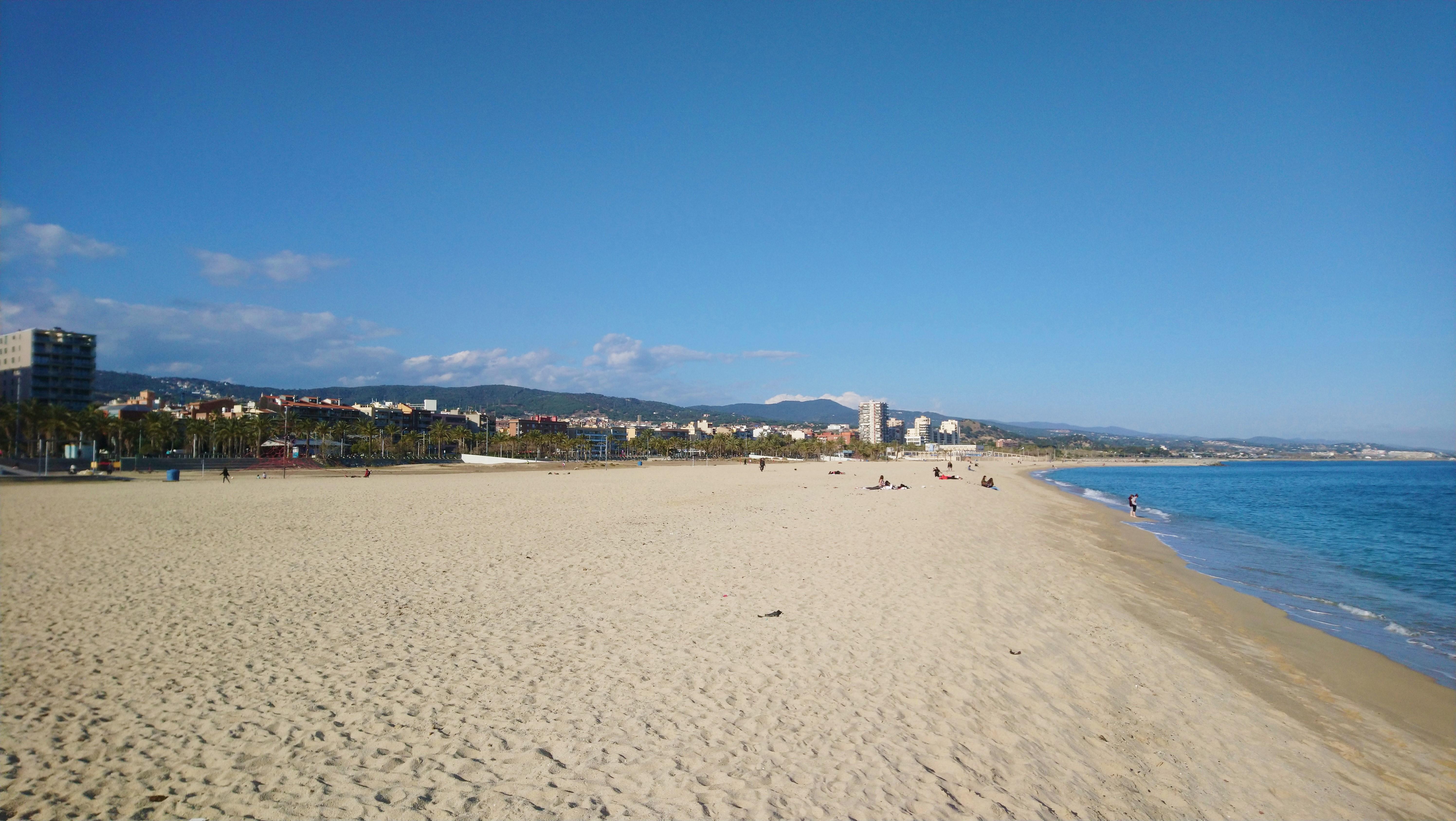 Strand Wasser