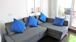 Bedroom IV: 1 sofa daybed