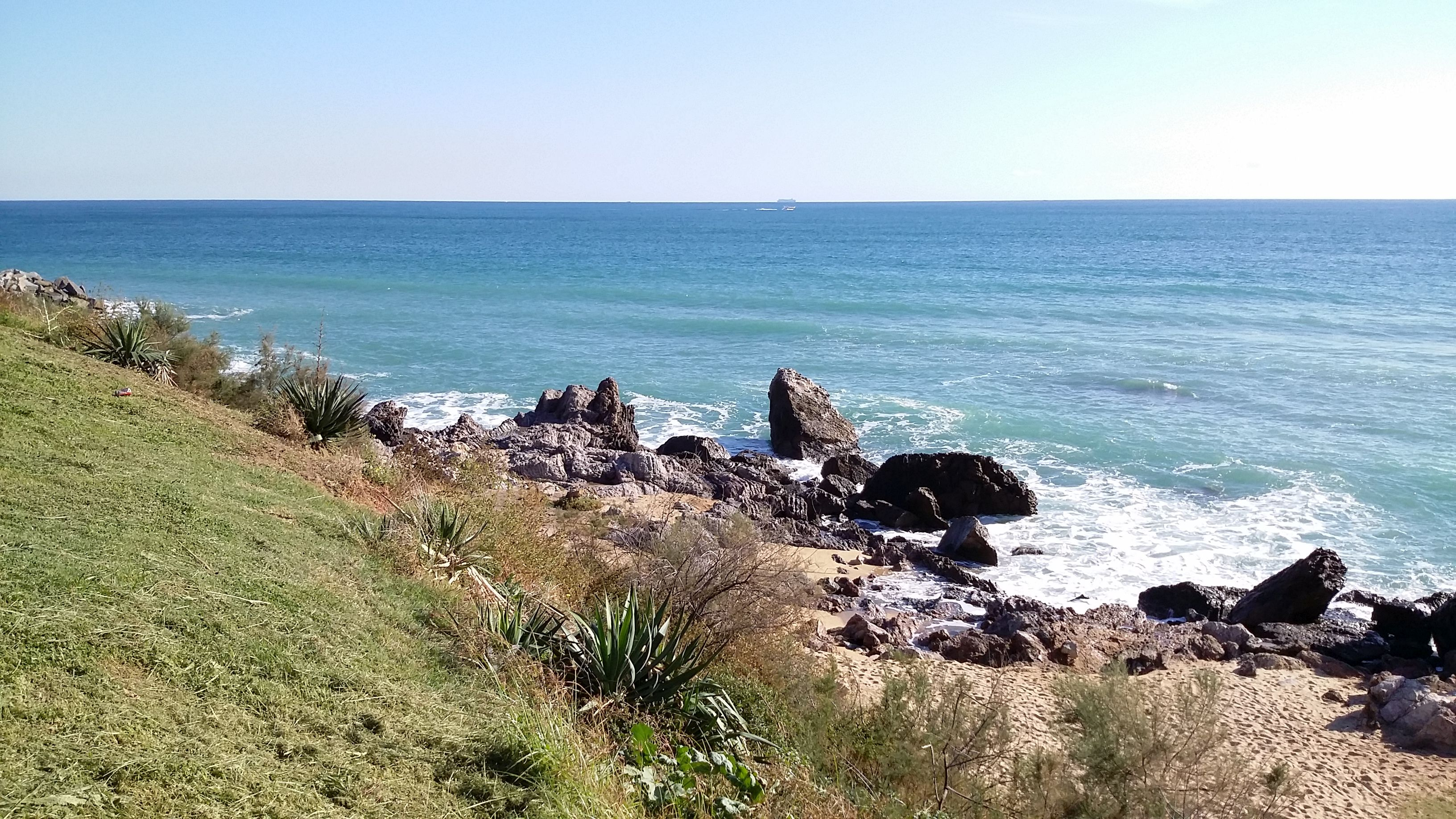 coast of Montgat
