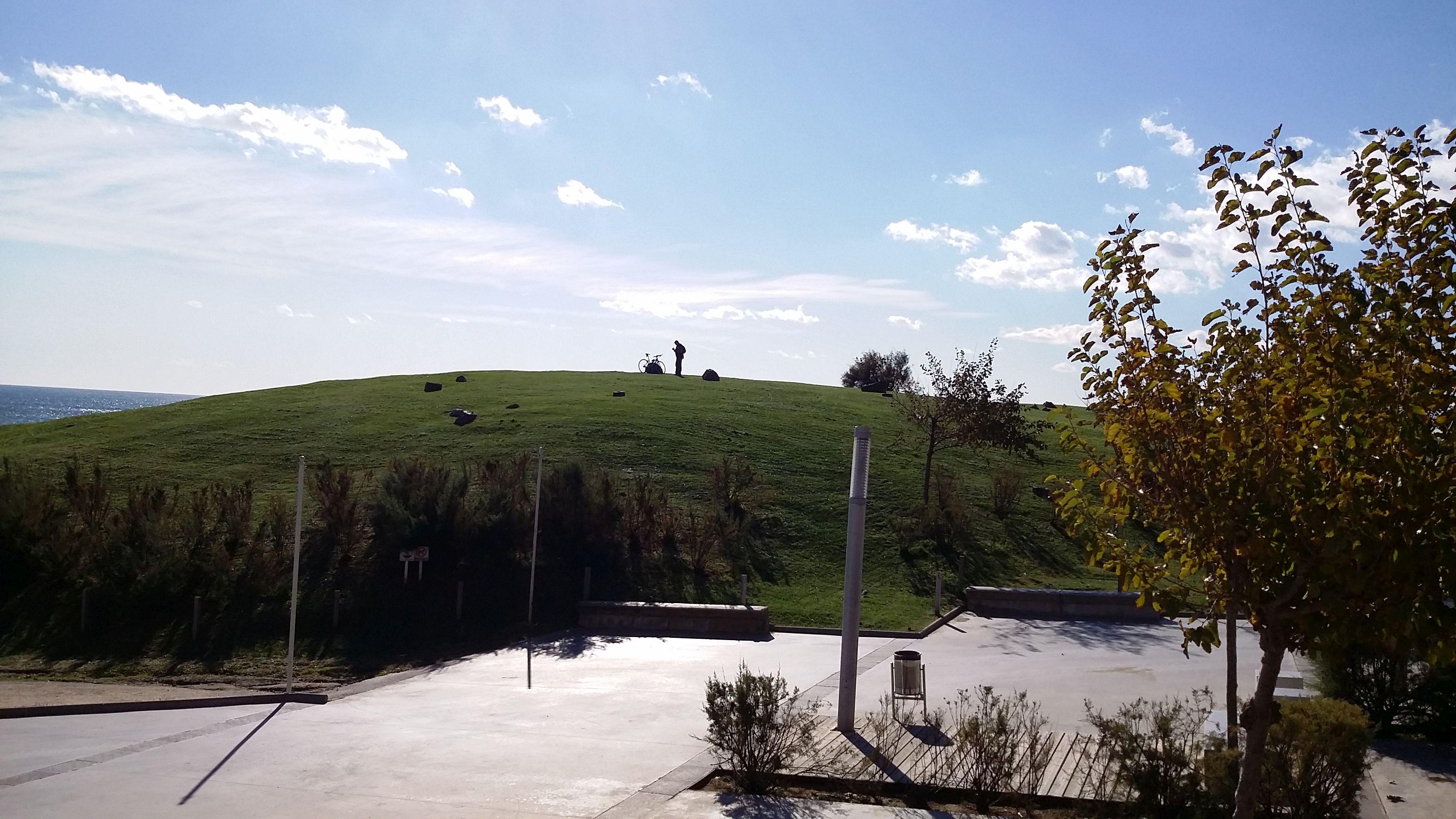 Park of Montgat (environment)