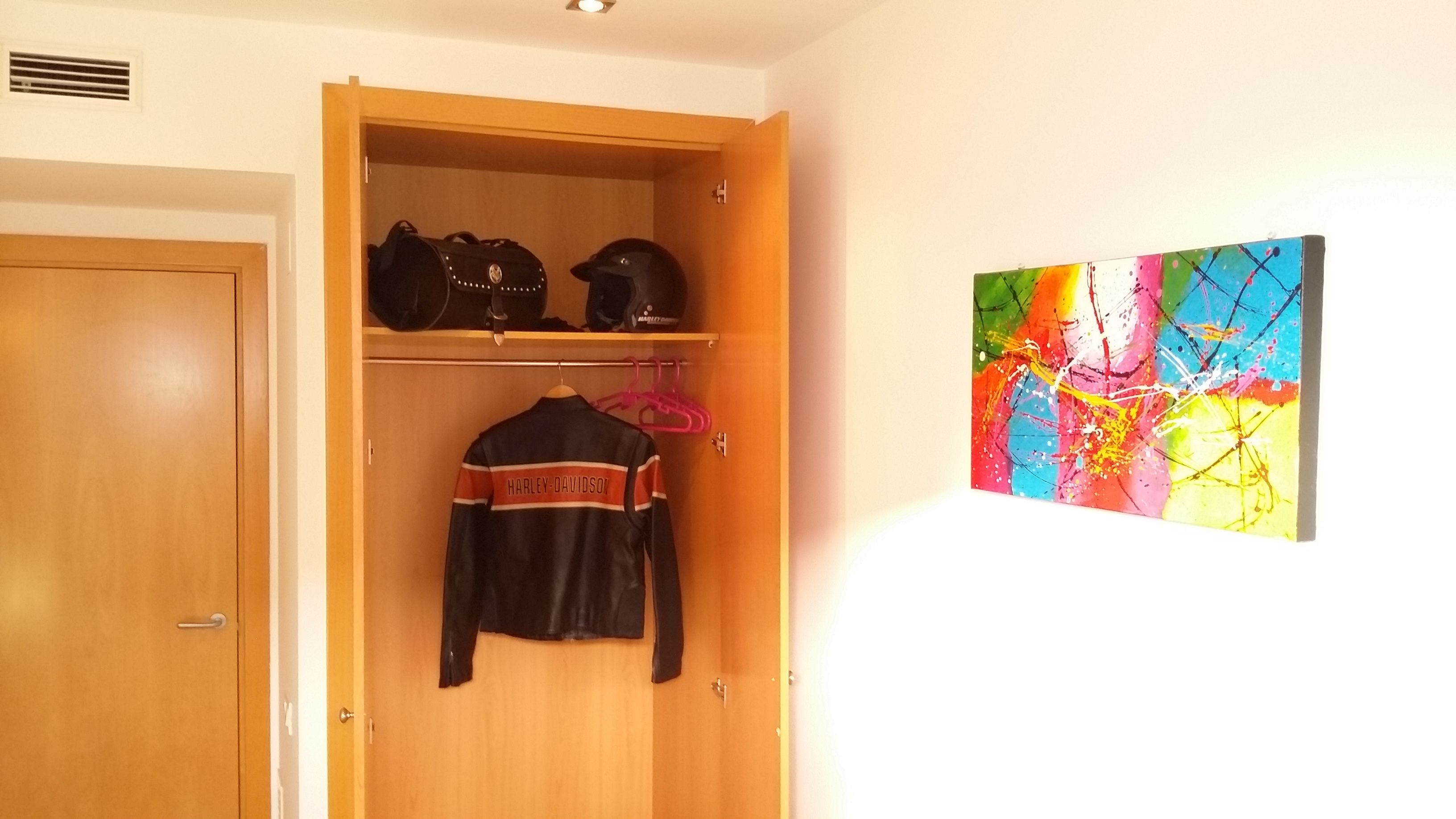 "wardrobe of ""bedroom II"""