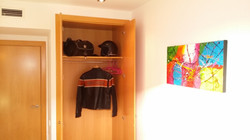"wardrobe of ""bedroom II"""