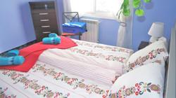 """""""bedroom I"""": 1 double bed, wardrobe,"""