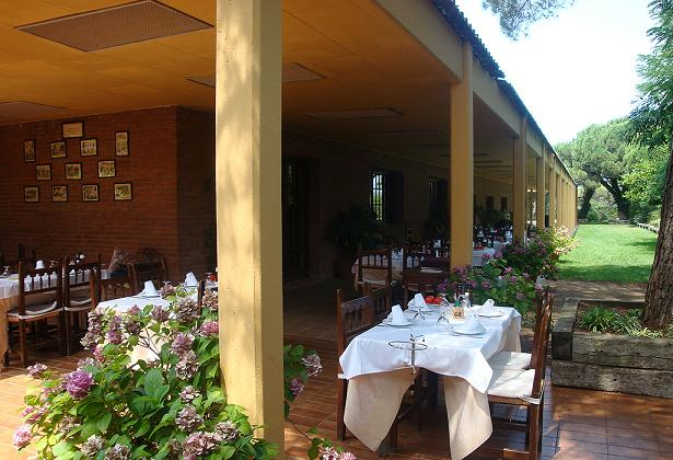 restaurant Can Bruguera