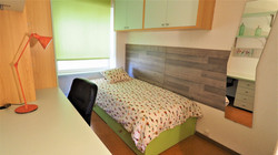 Bedroom IV: 1 single bed