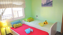 _Bedroom IV__ 2 single beds, wardrobe_