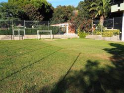 Football field for children