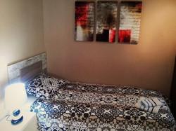 Bedroom III 2 single beds