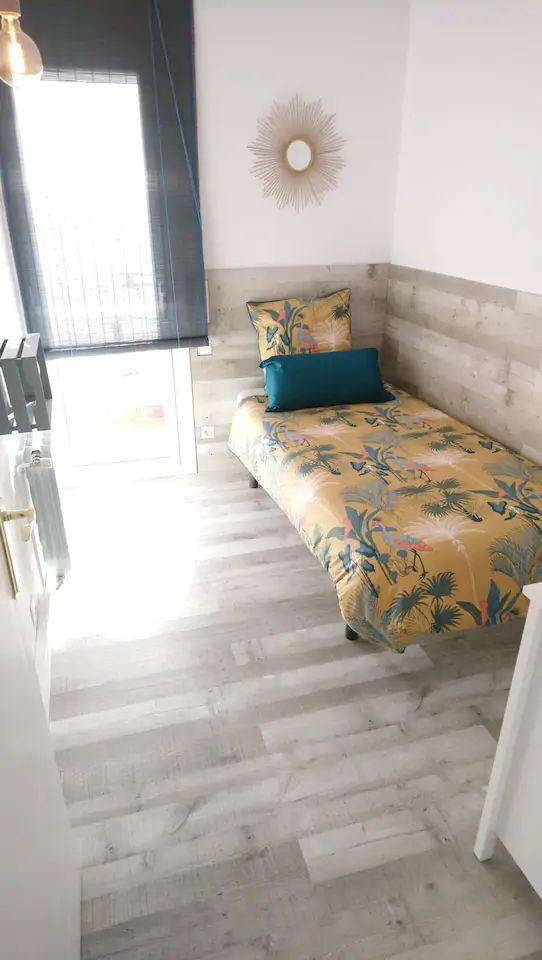 Bedroom III 1 single bed