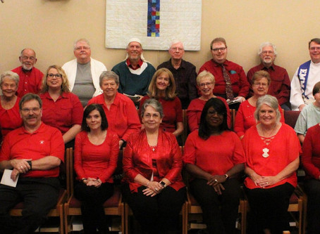 THOUGHTS AT CHRISTMAS FROM THE HEART AND MIND OF YOUR CHOIR DIRECTOR