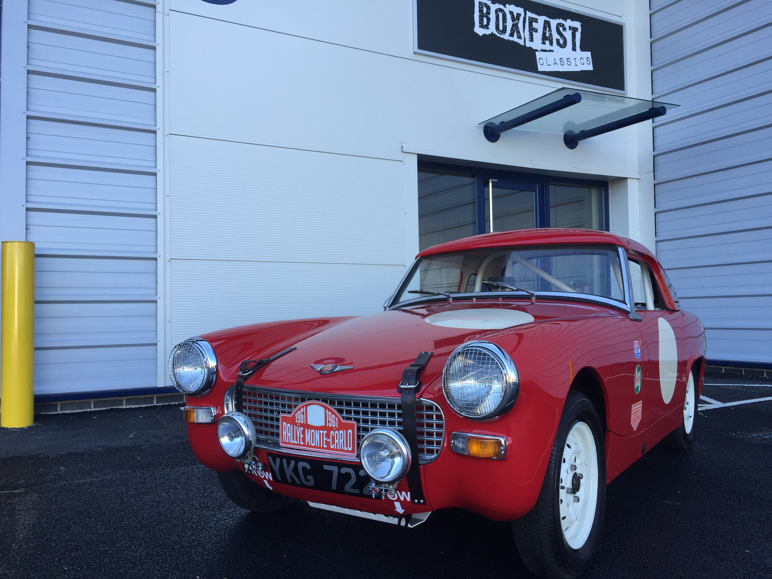 1964 MG Midget Ashley GT