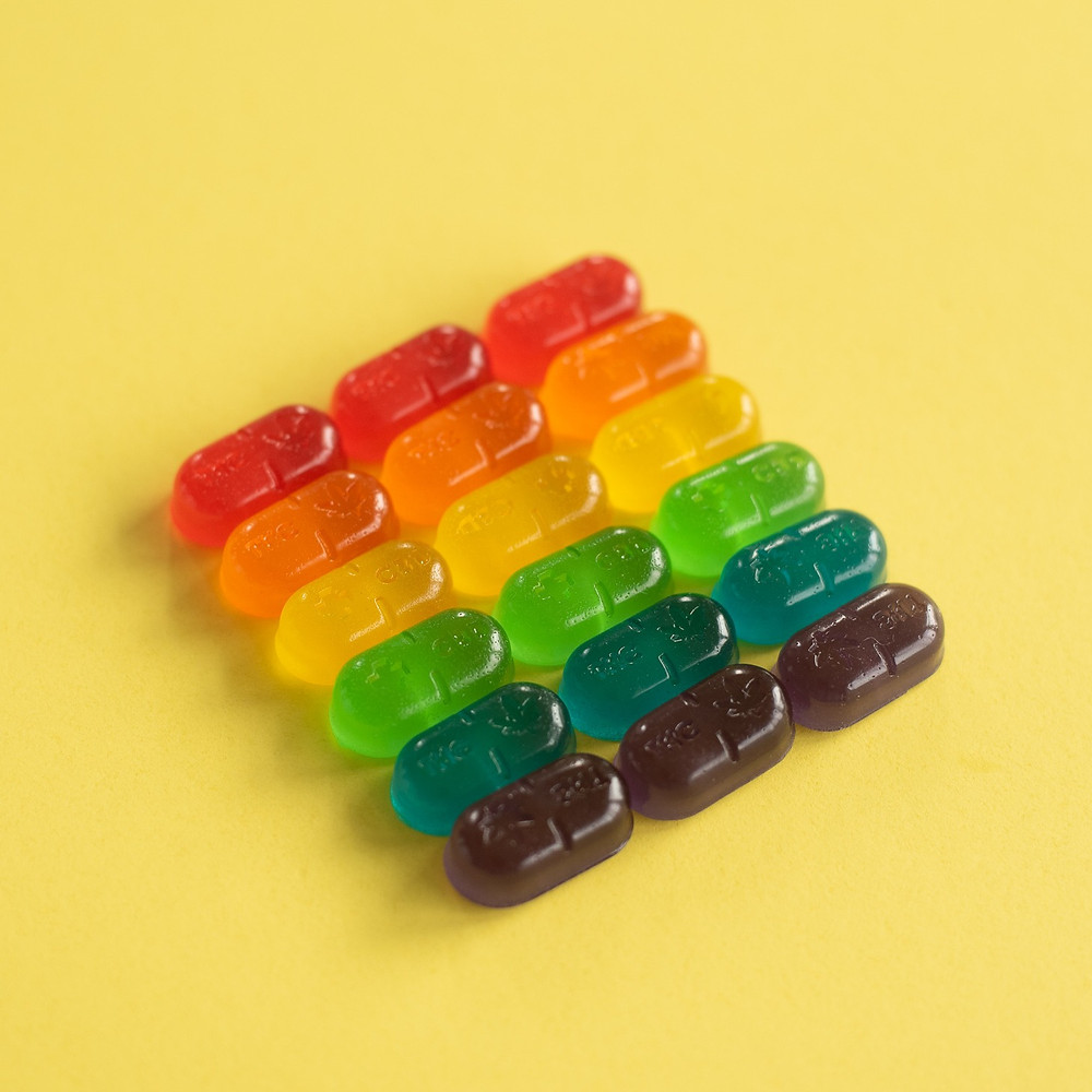 OUIDE Wellness Edible Gummies