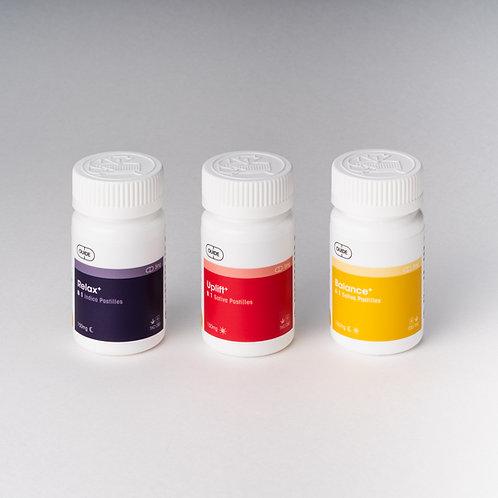 MICRO+ Bundle 3 Pack - Relax+, Uplift+, Balance+ Pastilles