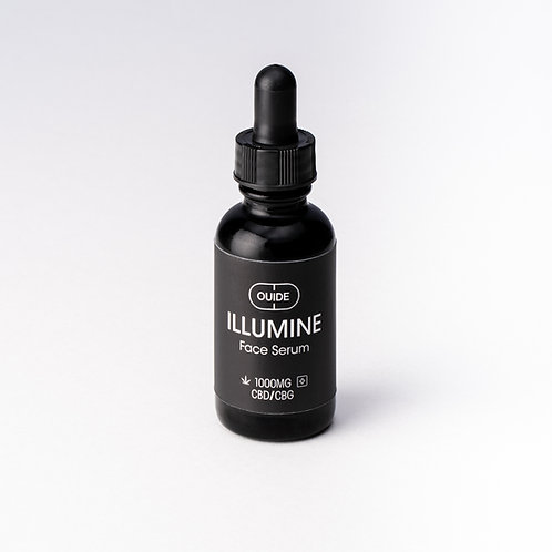 ILLUMINE Face Serum 1000mg CBD/CBG