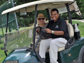 2012 Golf Classic - A Success!!