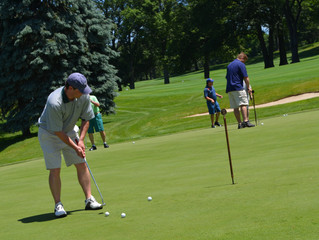 Putt Simply, Our 2014 Golf Classic Was A Hit!