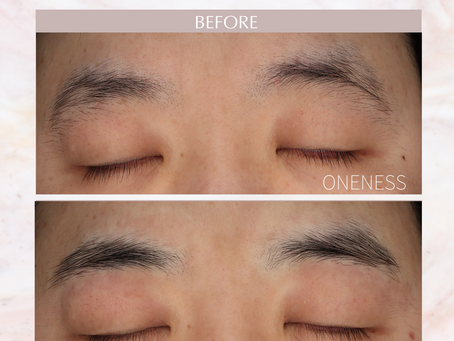 我的客戶.你的見證 系列 23 - 眉毛再生療程
