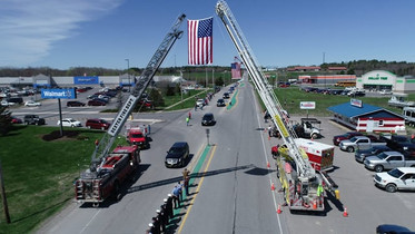 Honoring Corporal Cole
