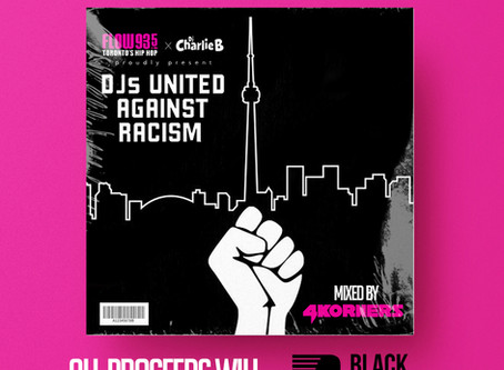DJs UNITED AGAINST RACISM