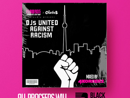 DJs UNITED AGAINST RACISM
