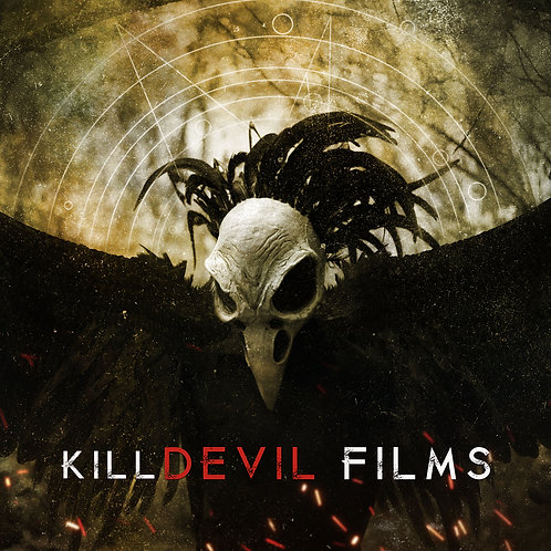 killDEVIL FILMS sticker