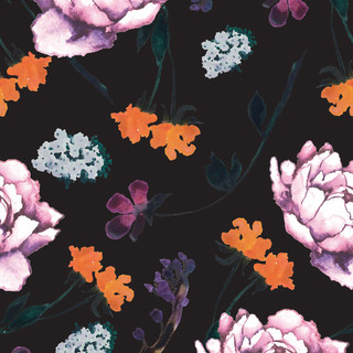 Fallen flowers / Patterns from Agency