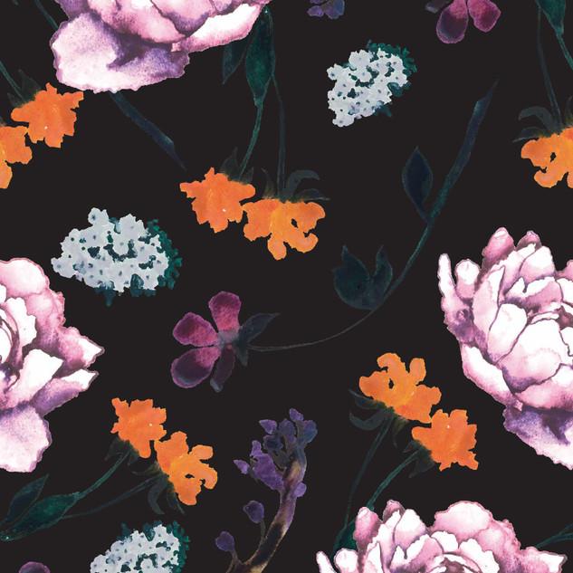 Fallen flowers / Patterns from Agency