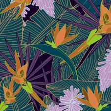 Print pattern design