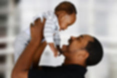 African American Dad with Baby.jpg