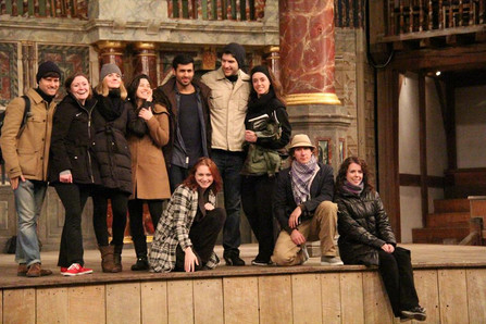 LAMDA at The Globe