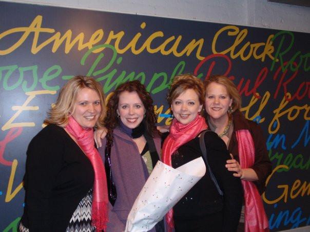Belles at Theatre Row