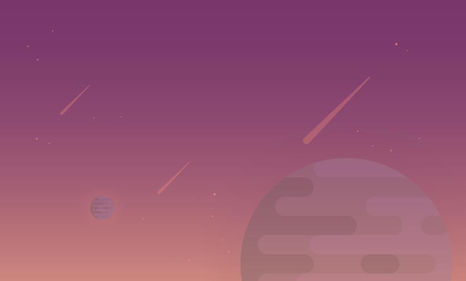 planète violet